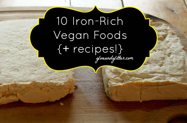 Vegan-Iron-Rich-Foods